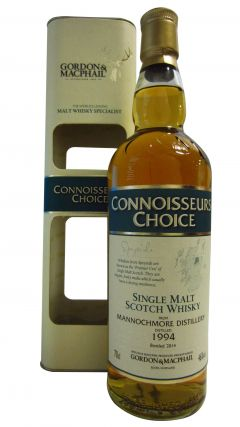 Mannochmore - Connoisseurs Choice - 1994 20 year old Whisky