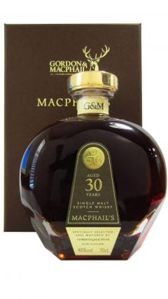 Macphail's - Puccini Decanter 30 year old Whisky