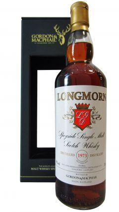 Longmorn - Speyside Single Malt Scotch - 1973 39 year old Whisky