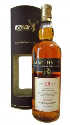 Macphail's - Single Malt Scotch 15 year old Whisky