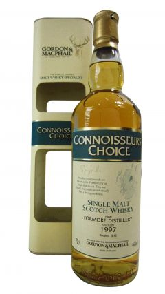 Tormore - Connoisseurs Choice - 1997 16 year old Whisky