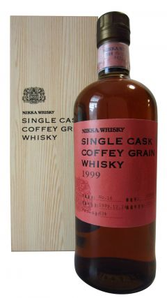 Nikka - Single Cask Coffey Grain #209699 - 1999 15 year old Whisky