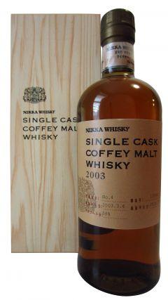 Nikka - Single Cask Coffey Malt #130541 - 2003 11 year old Whisky