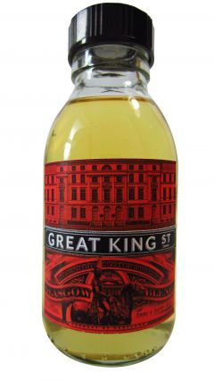 Compass Box - Great King Street Miniature Whisky