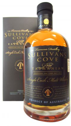 Sullivans Cove - Single Cask American Oak - 2000 14 year old Whisky