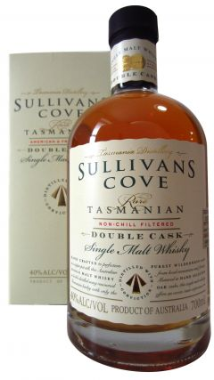 Sullivans Cove - Double Cask American & French Oak - 2001 13 year old Whisky