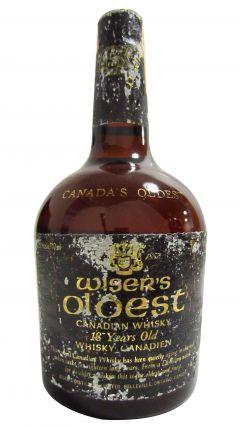 Wiser's - Oldest Canadian (1950's bottling) 18 year old Whisky