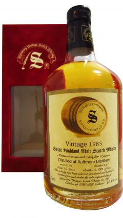Aultmore - Signatory Vintage - 1985 11 year old Whisky