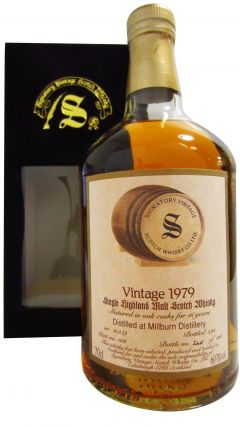 Millburn (silent) - Signatory Vintage - 1979 16 year old Whisky