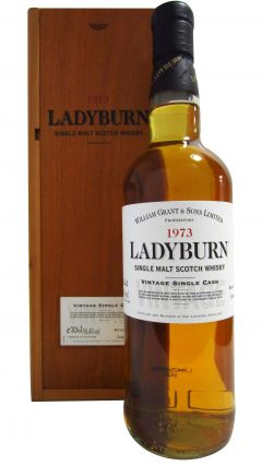 Ladyburn (silent) - Vintage Single Cask - 1973 27 year old Whisky