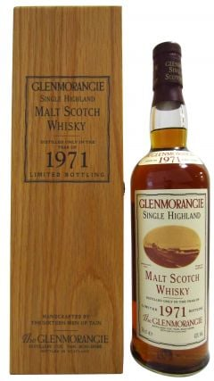 Glenmorangie - 150th Anniversary Vintage - 1971 21 year old Whisky