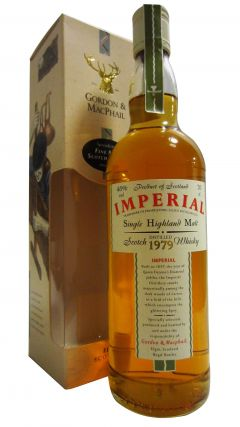 Imperial (silent) - Single Highland Malt - 1979 Whisky