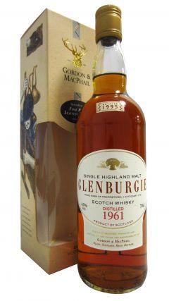 Glenburgie - Single Highland Malt - 1961 34 year old Whisky