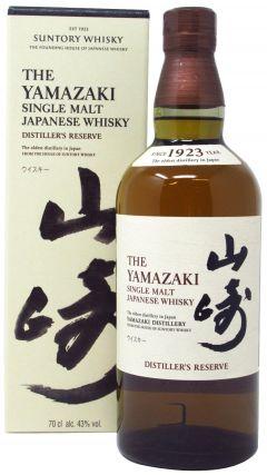 Yamazaki - Distiller's Reserve Whisky