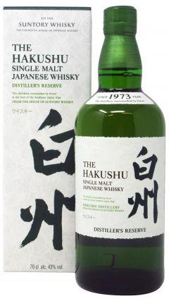 Hakushu - Distiller's Reserve Whisky