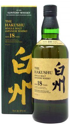 Hakushu - Japanese Single Malt 18 year old Whisky