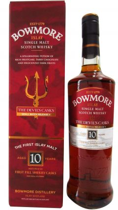 Bowmore - The Devils Casks Batch #2 10 year old Whisky