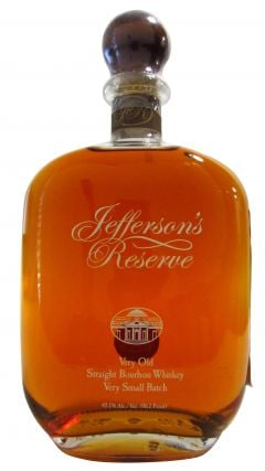 Jefferson's - Jefferson's Reserve Very Old Small Batch Whiskey