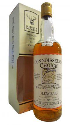 Glencraig (silent) - Connoisseurs Choice - 1970 26 year old Whisky