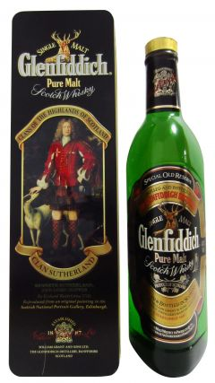 Glenfiddich - Clans of the Highlands - Clan Sutherland 12 year old Whisky