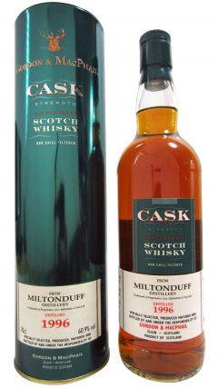 Miltonduff - Cask Strength Edition - 1996 10 year old Whisky