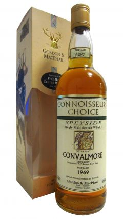 Convalmore (silent) - Connoisseurs Choice - 1969 28 year old Whisky