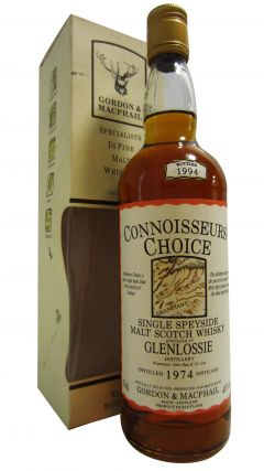 Glenlossie - Connoisseurs Choice - 1974 20 year old Whisky