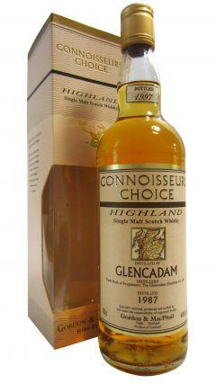 Glencadam - Connoisseurs Choice - 1987 10 year old Whisky