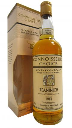 Teaninich - Connoisseurs Choice - 1982 16 year old Whisky
