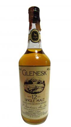 Glenesk (silent) - Single Highland Malt 12 year old Whisky