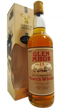 Glen Mhor (silent) - Rare Old Highland Malt 15 year old Whisky