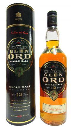 Glen Ord - Northern Highland Malt 12 year old Whisky