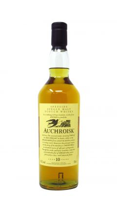 Auchroisk - Flora and Fauna 10 year old Whisky