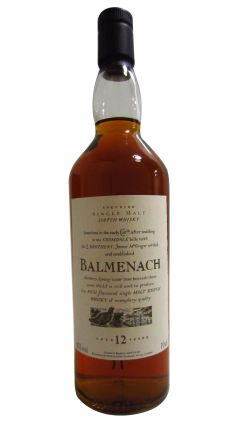 Balmenach - Flora and Fauna 12 year old Whisky