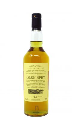 Glen Spey - Flora and Fauna 12 year old Whisky