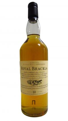 Royal Brackla - Flora and Fauna 10 year old Whisky