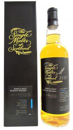 Allt-a-Bhainne - The Single Malts Of Scotland - 1992 21 year old Whisky