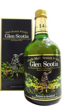 Glen Scotia - Single Malt Scotch (old bottling) 14 year old Whisky