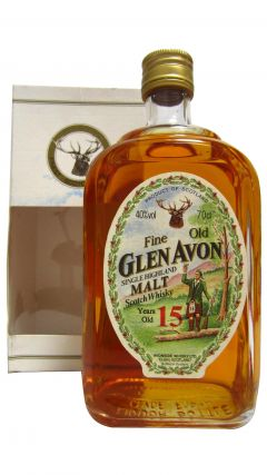 Secret Speyside - Glen Avon 15 year old Whisky