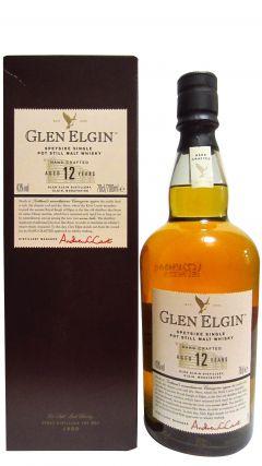 Glen Elgin - Pot Still Single Malt 12 year old Whisky