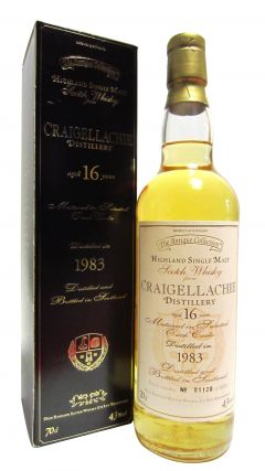 Craigellachie - The Antique Collection - 1983 16 year old Whisky