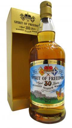 Springbank - Spirit of Freedom 30 year old Whisky