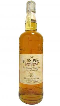 Secret Highlands - The Glen Peel Pure Highland Single Malt - 1990 Whisky