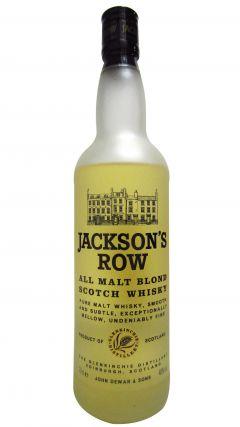 Glenkinchie - Jackson's Row Blond Scotch Whisky