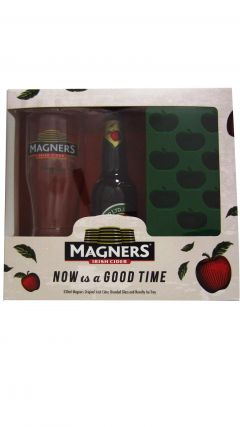 Beer / Lager / Cider - Magners Cider with Branded Glass & Ice Tray Gift Set Whiskey
