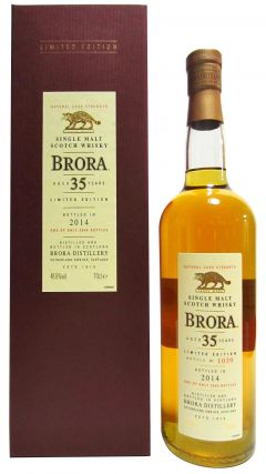 Brora (silent) - 2014 Special Release - 1978 35 year old Whisky