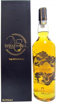 Strathmill - Special Release 2014 25 year old Whisky