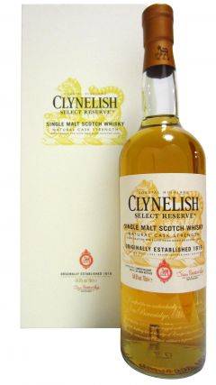 Clynelish - Select Reserve Whisky
