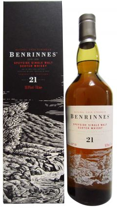 Benrinnes - Special Release 2014 21 year old Whisky