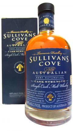 Sullivans Cove - Port Cask - 2000 9 year old Whisky